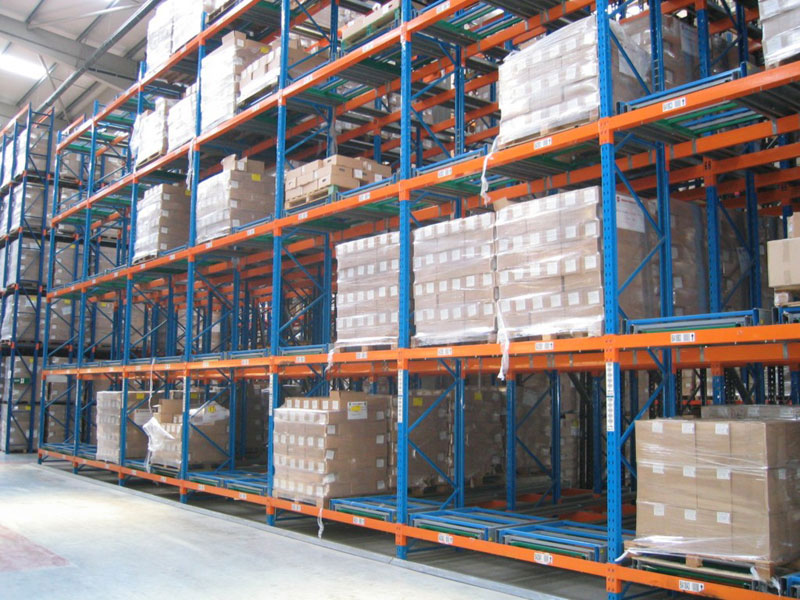 cantilever warehouse racking